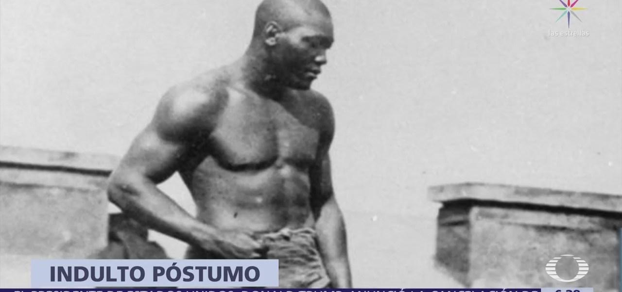 Trump indulta al boxeador Jack Johnson