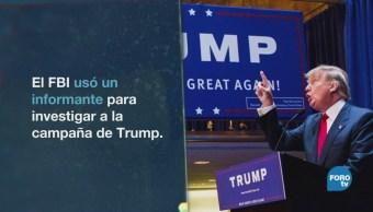 Trump Ordena Investigar Investigadores Vínculos Campaña