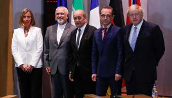 UE toma medidas garantizar supervivencia pacto nuclear Irán