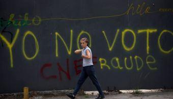 desinteres apatia venezuela elecciones nicolas maduro