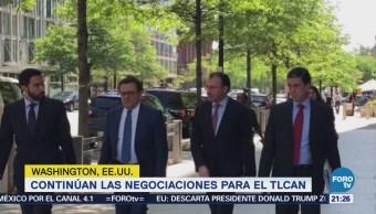Luis Videgaray Se Reúne Nielsen Washington