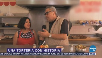 Viernes Culinario Una Buena Torta Enrique Muñoz