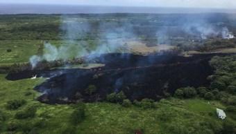 Volcán Kilauea genera nuevas fisuras y se temen más erupciones