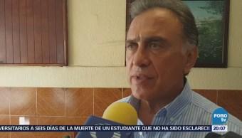 Yunes Busca PGR Dar Seguimiento Ficha Roja