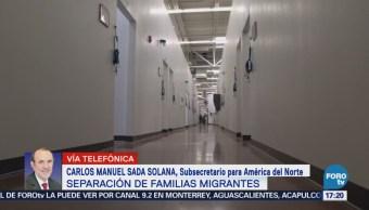 México Tiene Una Política Migratoria Seguirá Aplicando