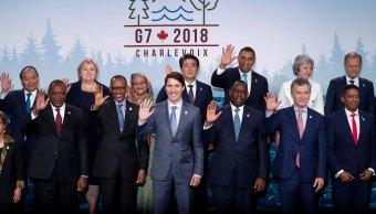 cumbre g7 acuerdos minimos canada trump