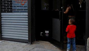 revelan video nino migrante separado su madre deportada
