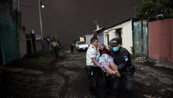 suman 25 muertos erupcion volcan fuego guatemala