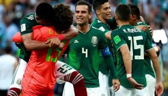 Peña Nieto felicita a la selección por triunfo en el Mundial