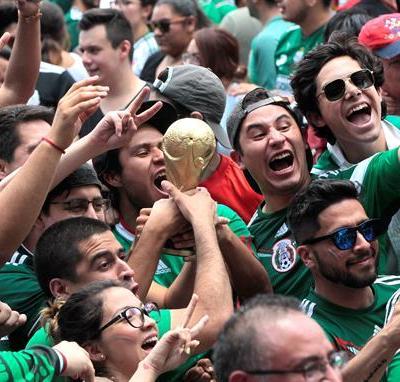 Fake News: Sismo en CDMX por festejos tras gol de México a Alemania