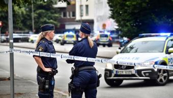 Suman tres muertos por tiroteo en Malmoe, Suecia
