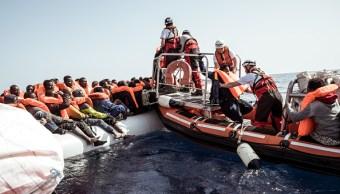 SOS Méditerranée critica el acuerdo de la UE