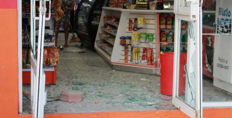 detienen robo policias veracruz municipales martinez