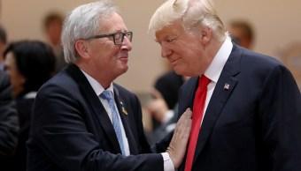 Presidente de Comisión Europea se reunirá con Trump