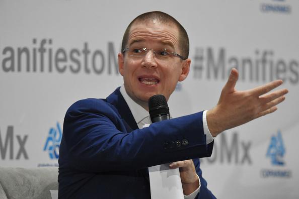 PAN Ricardo Anaya Cúpula Panista Pelea Internamente Partido