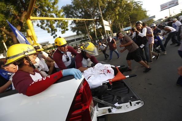 ONG reporta 5 muertos durante protestas en Nicaragua