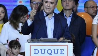 ¿Quién es el presidente electo de Colombia Iván Duque?