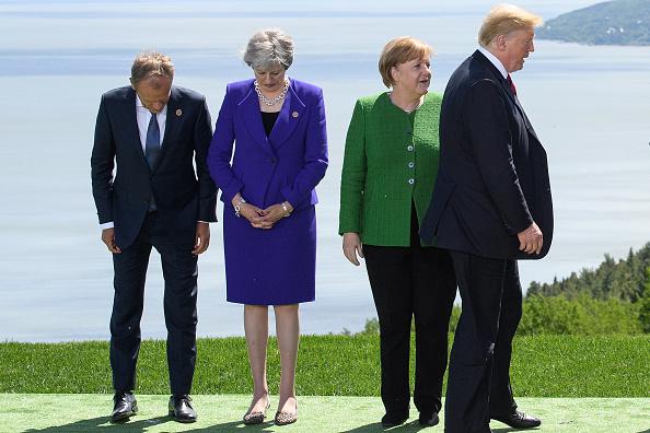 Alemania, Reino Unido y Francia apoyan comunicado del G7