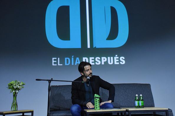 Diego Luna presenta iniciativa por proceso electoral