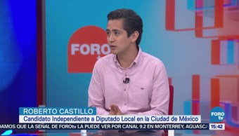 Roberto Castillo Asegura Candidatura Basa Diálogo