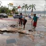 'Bud' deja afectaciones en costas de Guerrero