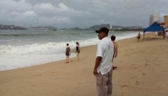 'Bud' continuará provocando lluvias en Acapulco, Guerrero