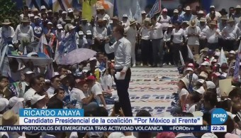 Actividades Ricardo Anaya León Guanajuato