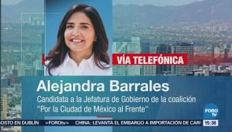 Alejandra Barrales Adopta Agenda Digital Carpinteyro