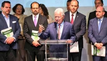Presentan agenda de seguridad para el próximo presidente de México