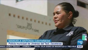 Algunas Localidades Zacatecas Cuentan Sólo Un Policía