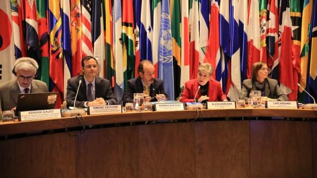 Igualdad, condición para fortalecer la productividad y a las democracias: Alicia Bárcena