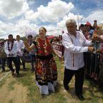 AMLO cierra campaña estatal en Oaxaca