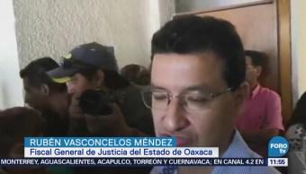 Investigan Homicidio Funcionario Ine Oaxaca