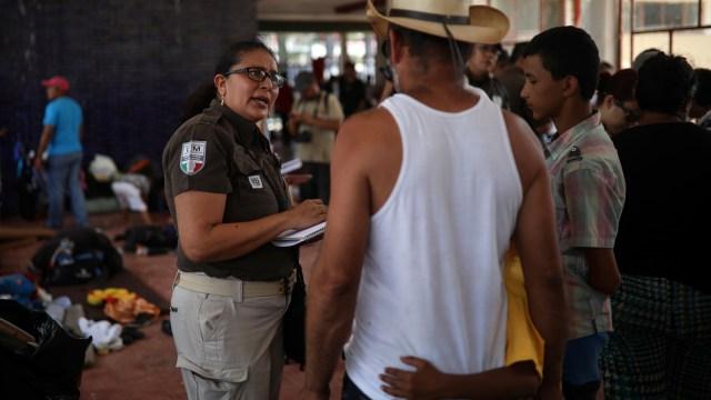 Consulados mexicanos apoyarán a migrantes centroamericanos