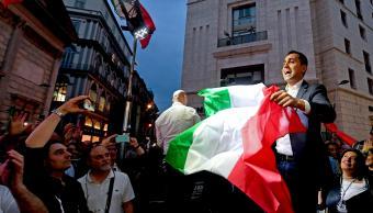 movimiento cinco estrellas italia gobierno ultraderechista