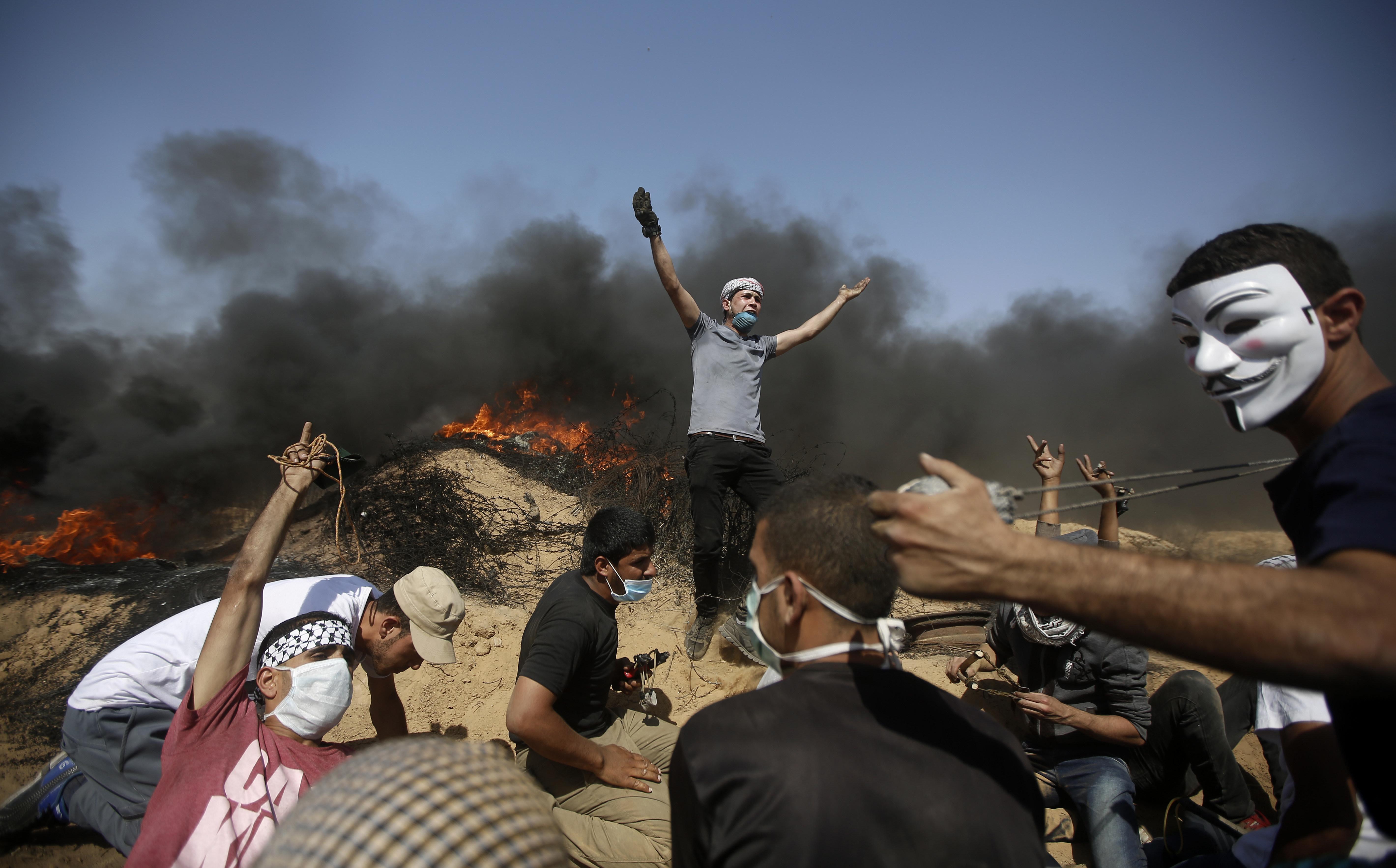 Muere un palestino herido el viernes por disparos israelíes