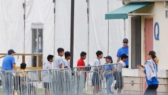 Futuro de miles de niños migrantes detenidos en EU