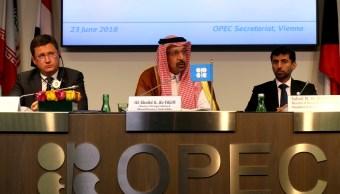 arabia saudi rusia opep alianza petrolera