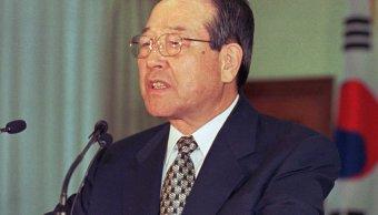 Muere Kim Jong-pil, exprimer ministro surcoreano