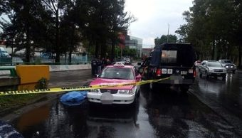 Asesinan Taxista Mojar Motociclistas GAM, Asesinato Taxista, Gustavo A. Madero, Asesinan, Motociclista, Nueva Industrial Vallejo