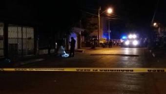 Asesinato Joven Sauces Culiacán Arma Fuego Moto