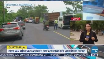 Autoridades Recomiendan Rescatistas Entrar Zona Peligro Guatemala