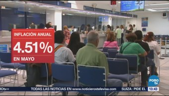 Banxico aumenta a 7.75 tasa de interés referencial