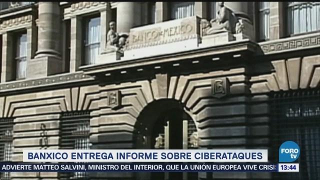 Banxico Confirma Ciberataques Instituciones Financieras México