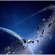Lanzan misión para atrapar y eliminar basura espacial