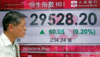 Bolsas asiáticas recobran confianza regional, alza general