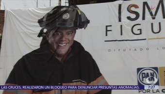 Bomberos CDMX denuncian presiones para votar por Ismael Figueroa