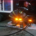 Abandonan camioneta con combustible robado en Hueyotlipan