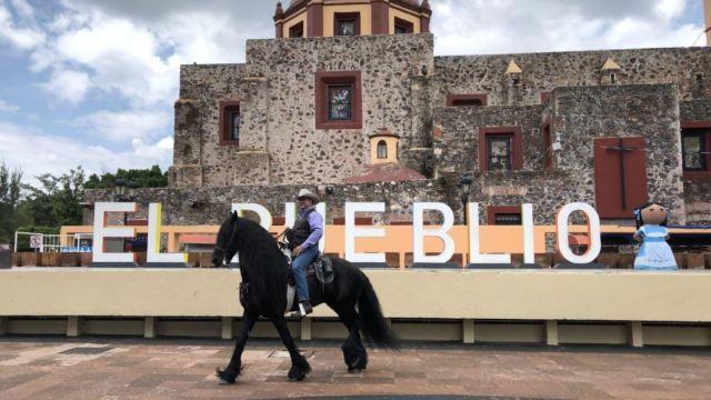 jaime rodriguez, caballo queretaro tornado pueblito