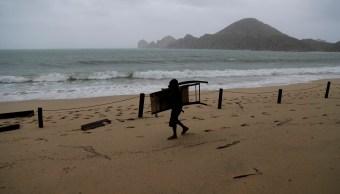 'Bud' podría tocar tierra en Los Cabos como tormenta tropical